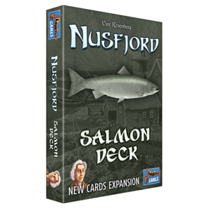 Lookout Games NUSFJORD: SALMON DECK