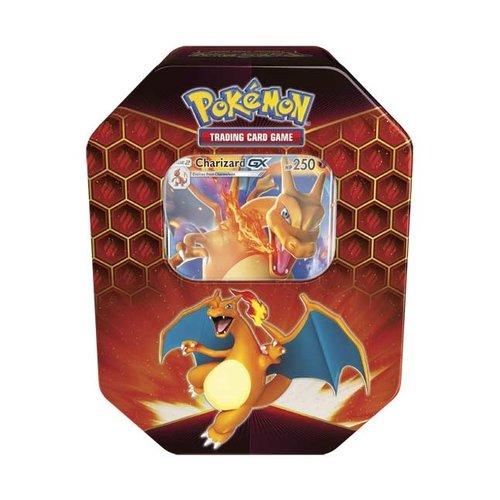 Pokemon USA POKEMON: HIDDEN FATES TIN - CHARIZARD