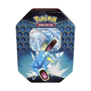 Pokemon USA POKEMON: HIDDEN FATES TIN - GYARADOS