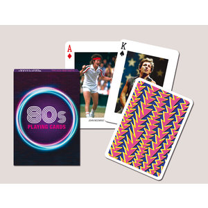 Piatnik THE 1980s PLAYING CARDS