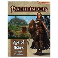 PATHFINDER 2ND EDITION: ADVENTURE PATH: AGE OF ASHES 6 - BROKEN PROMISES