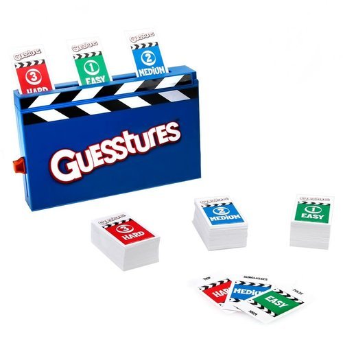 Hasbro GUESSTURES