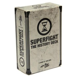 Skybound Entertainment SUPERFIGHT: THE HISTORY DECK