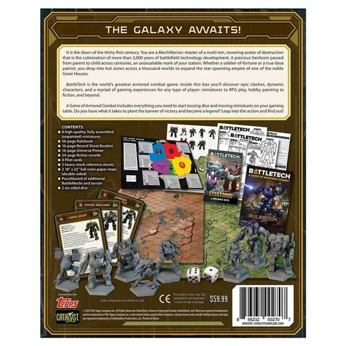 Catalyst Game Labs BATTLETECH: ARMORED COMBAT