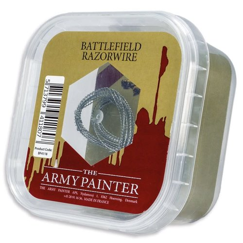 The Army Painter BATTLEFIELDS: BATTLEFIELD RAZORWIRE