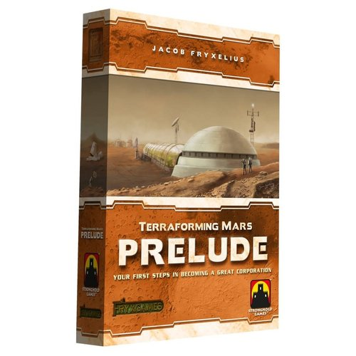 Stronghold Games TERRAFORMING MARS: PRELUDE