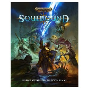 Cubicle 7 WARHAMMER AGE OF SIGMAR - SOULBOUND: CORE RULEBOOK