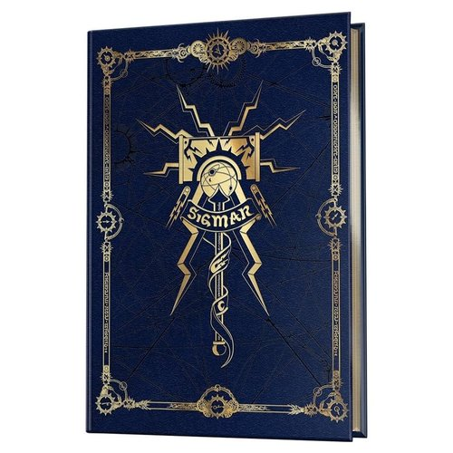 Cubicle 7 WARHAMMER AGE OF SIGMAR - SOULBOUND COLLECTOR'S EDITION RULEBOOK