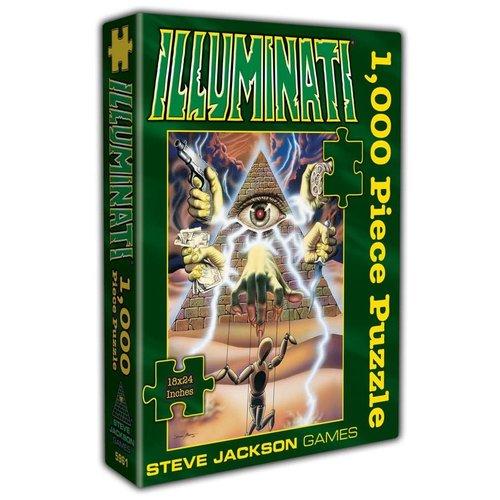Steve Jackson Games SJG1000 ILLUMINATI