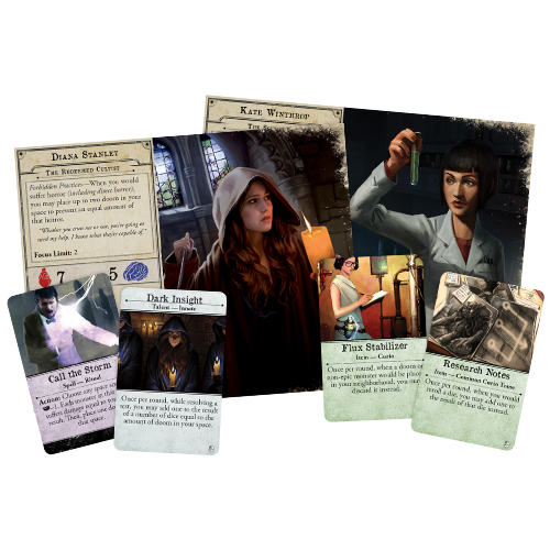 Fantasy Flight Games ARKHAM HORROR: DEAD OF NIGHT