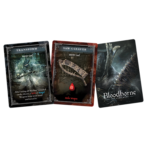 CMON BLOODBORNE: THE CARD GAME