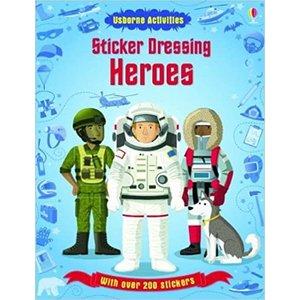 EDC Publishing STICKER DRESSING HEROES