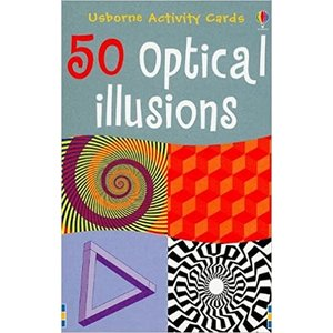 EDC Publishing CARDS-50 OPTICAL ILLUSIONS