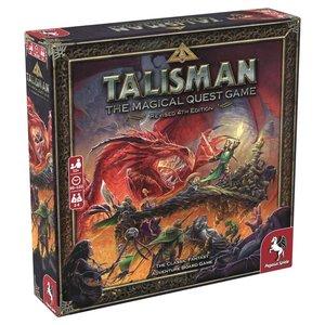 Pegasus Spiele TALISMAN: 4TH EDITION REVISED
