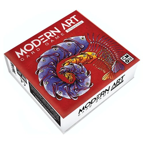 CMON MODERN ART: THE CARD GAME