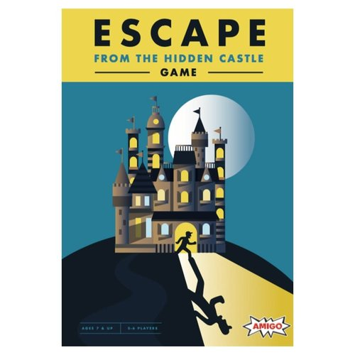Amigo ESCAPE FROM THE HIDDEN CASTLE