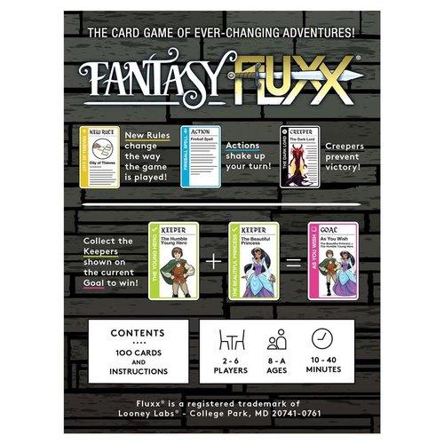 Looney Labs FLUXX: FANTASY
