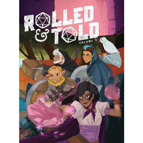 Oni Press ROLLED & TOLD - VOLUME 2