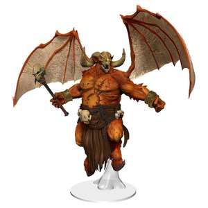 Wizkids MINIS: D&D: ICONS OF THE REALMS: DEMON LORD ORCUS, UNDEATH - PREMIUM FIGURE