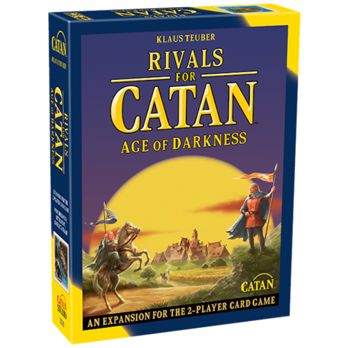 Catan Studios RIVALS FOR CATAN: AGE OF DARKNESS