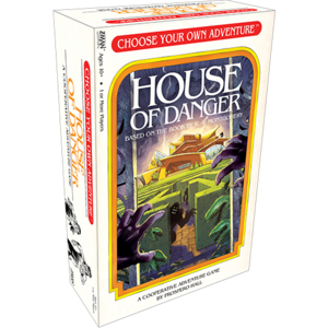 Z-Man Games HOUSE OF DANGER
