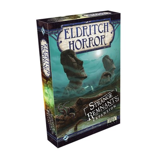 Fantasy Flight Games ELDRITCH HORROR: STRANGE REMNANTS