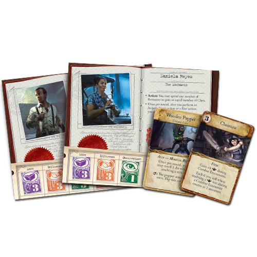 Fantasy Flight Games ELDRITCH HORROR: MASKS OF NYARLATHOTEP