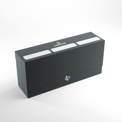 GAMEGENIC DECK BOX: TRIPLE DECK HOLDER 240+ BLACK