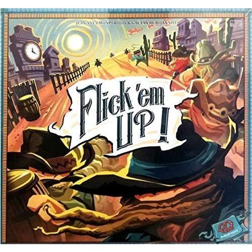 Pretzel Games FLICK EM UP!