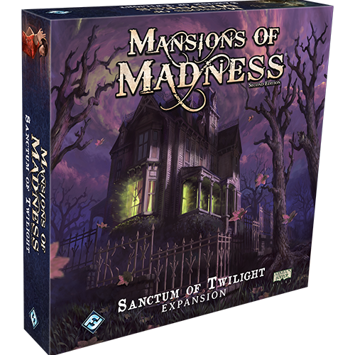 Fantasy Flight Games MANSIONS OF MADNESS 2ND EDITION: SANCTUM OF TWILIGHT