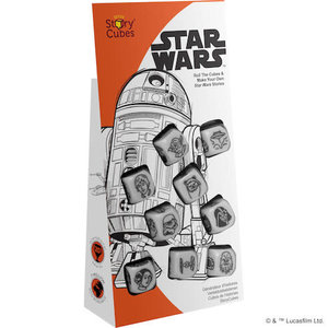 Zygomatic RORY'S STORY CUBES - STAR WARS