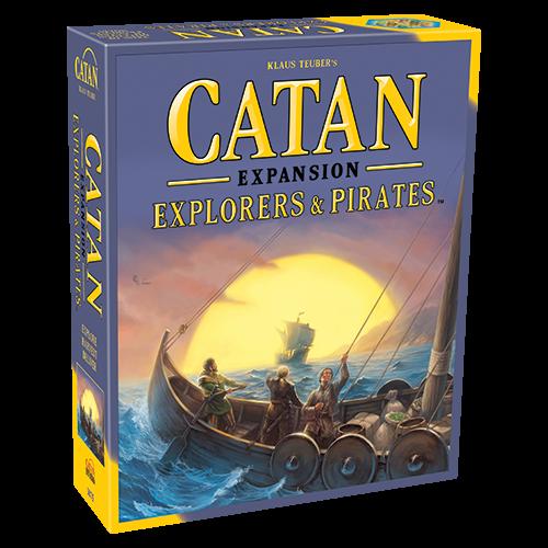 Catan Studios CATAN: EXPLORERS & PIRATES