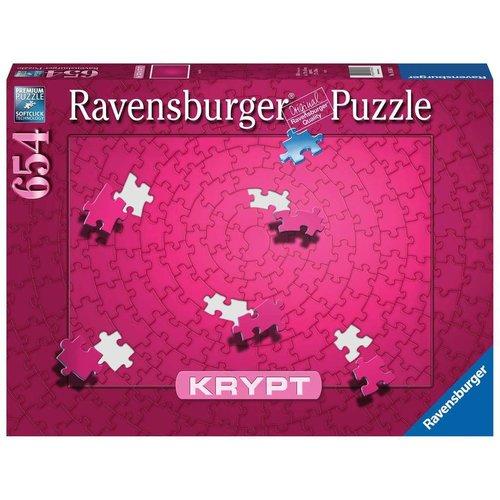 Ravensburger RV650 KRYPT PINK