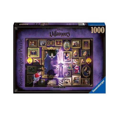 Ravensburger RV1000 DISNEY VILLAINOUS EVIL QUEEN