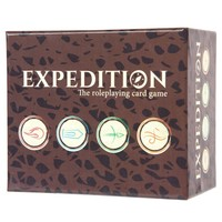 EXPEDITION RPG - CARD GAME