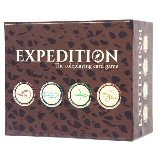 Fabricate IO EXPEDITION RPG - CARD GAME