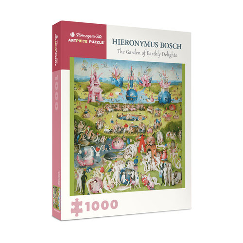 POMEGRANATE PM1000 BOSCH - THE GARDEN OF EARTHLY DELIGHTS