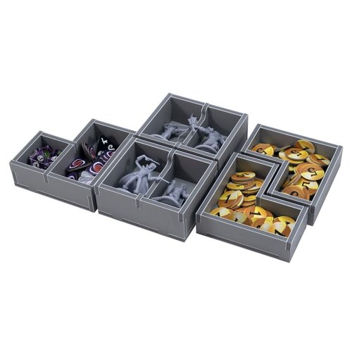 Folded Space BOX INSERT: CLANK! & EXPANSIONS