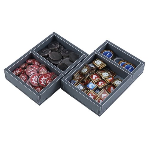 Folded Space BOX INSERT: GLOOMHAVEN -JAWS OF THE LION