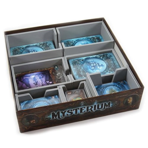Folded Space BOX INSERT: MYSTERIUM & EXPANSIONS