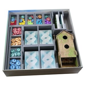 Folded Space BOX INSERT: WINGSPAN & EXPANSIONS