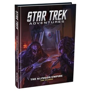 Modiphius STAR TREK ADVENTURES: KLINGON EMPIRE