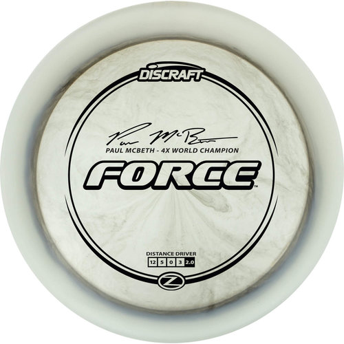 Discraft FORCE Z PAUL MCBETH 173-174