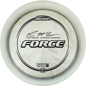 Discraft FORCE Z PAUL MCBETH 170-172