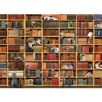 CH1000 THE CAT LIBRARY