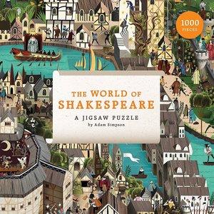 Laurence King Publishing LK1000 THE WORLD OF SHAKESPEARE
