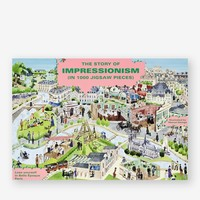 LK1000 THE STORY OF IMPRESSIONISM