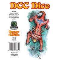 DICE SET 14 DDC: HELLCAT