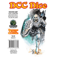 DICE SET 14 DDC: SKELETON-SAINT