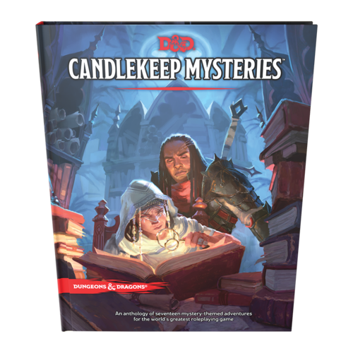 Wizards of the Coast DUNGEONS & DRAGONS 5E: CANDLEKEEP MYSTERIES